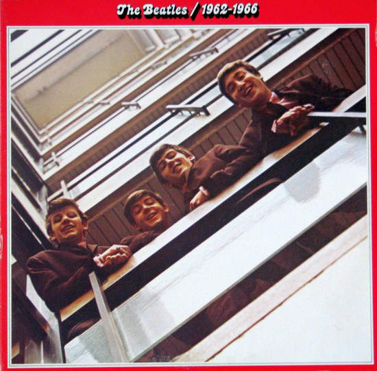 Beatles ‎ - 1962-1966 LP