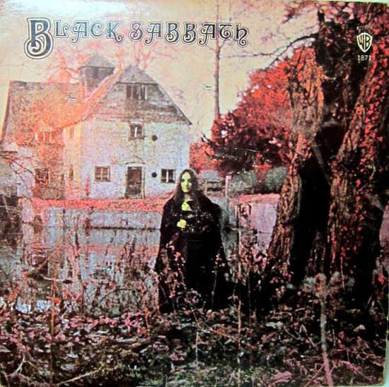 Black Sabbath  - Self Titled - LP