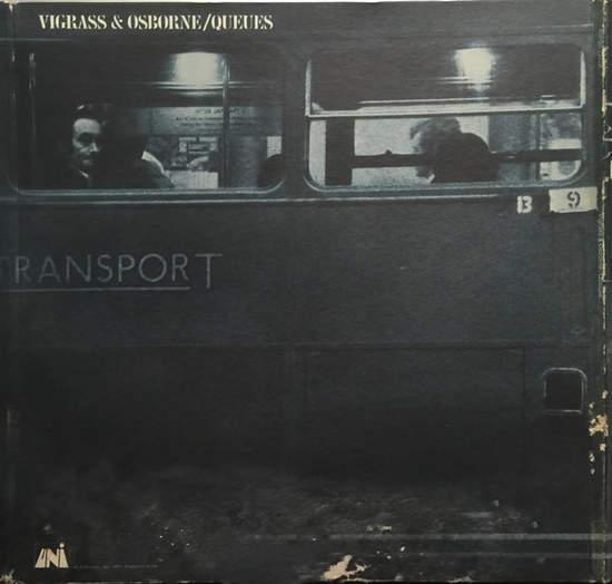 Vigrass & Osborne - Queues - LP Gatefold