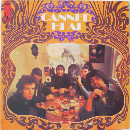Canned Heat - Self Titled - LP