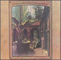 Jackson Browne - For Everyman - LP