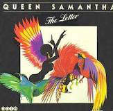 Queen Samantha ‎ - The Letter - LP