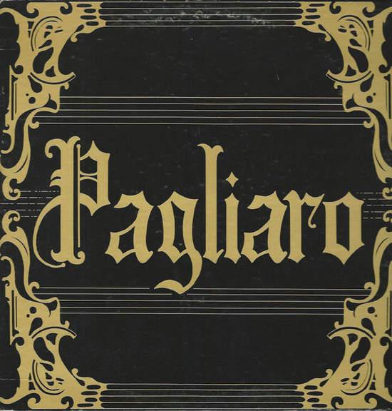 Michel Pagliaro - Pagliaro - LP