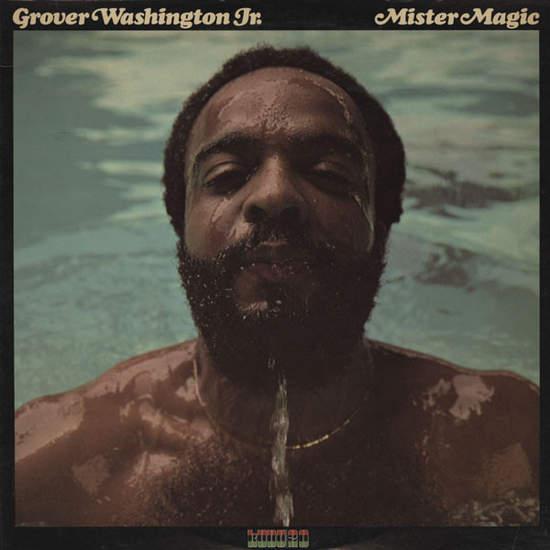 Grover Washington,jr. - Mister Magic - LP