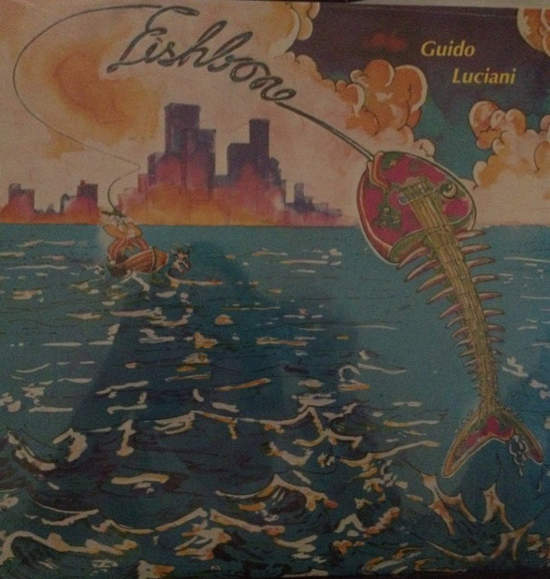 Guido Luciani - Fishbone - LP