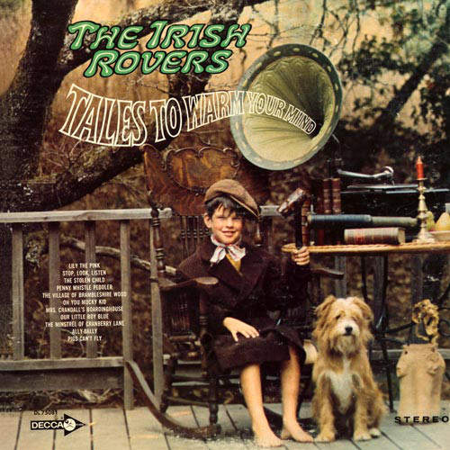 Irish Rovers - Tales To Warm Your Mind - LP Gatefold