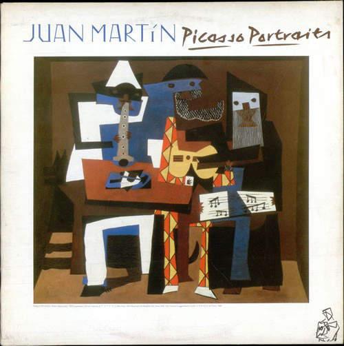 Juan Martín* - Picasso Portraits - LP