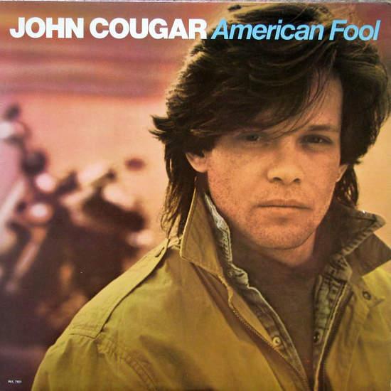 John Cougar* - American Fool - LP