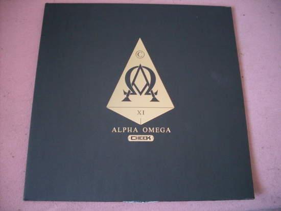 Cheek - Alpha Omega - LP