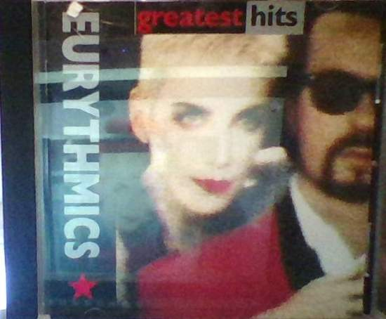 Eurythmics - Eurythmics Greatest Hits