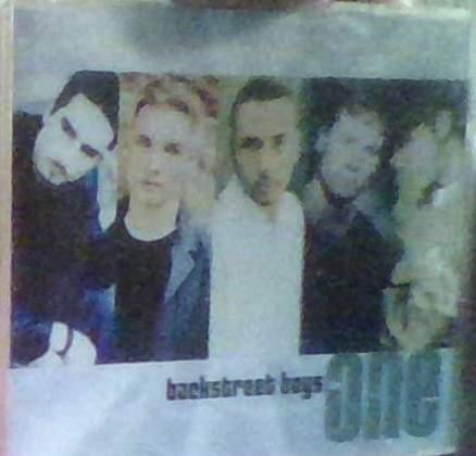 Backstreet Boys - The One - CDSingle
