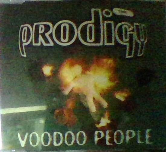 Prodigy - Voodoo People - CD Single