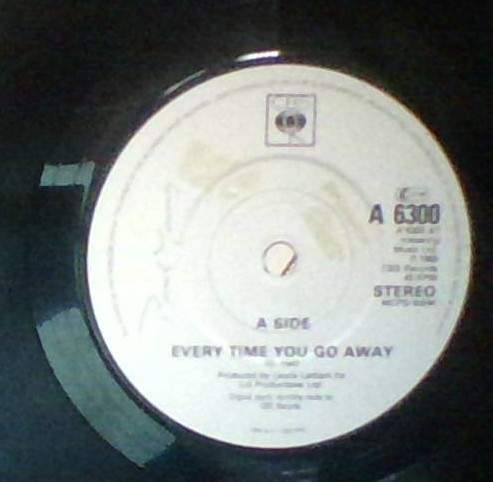 Paul Young - Every Time You Go Away - 45