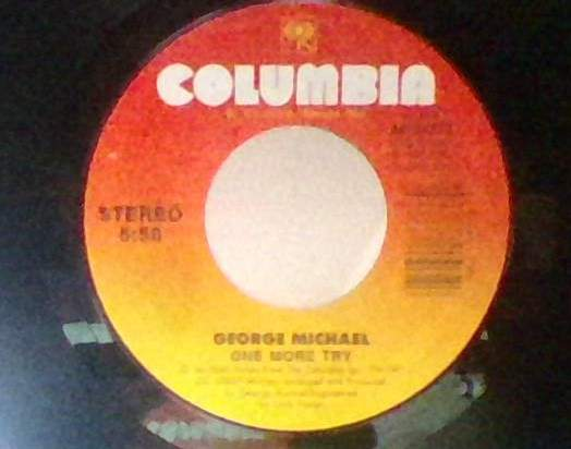 George Micheal - One More Try - 45