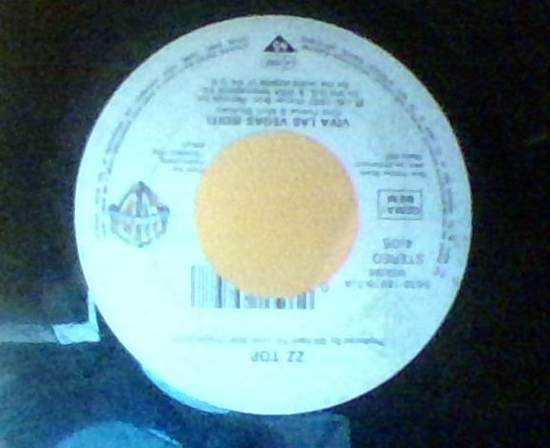 Zz Top - Viva Las Vegas - 45