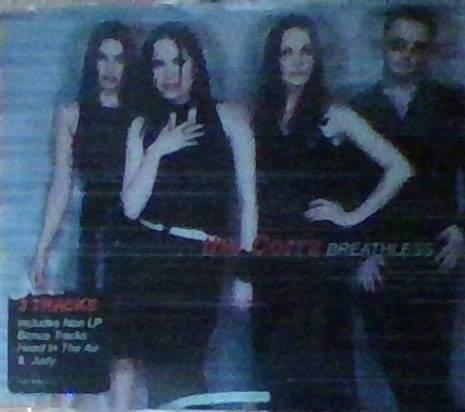 Corrs - Breathless - CD Single