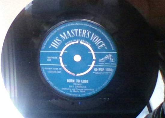 Ray Charles - I Can't Stop Loving You - 45