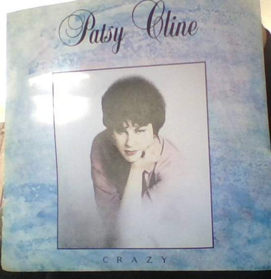 Patsy Cline - Crazy - 45