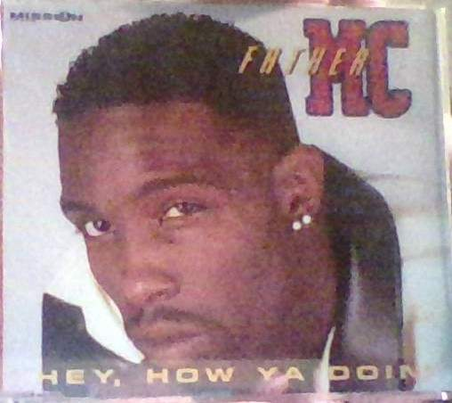 Father Mc - Hey,how Ya Doin - CD Single