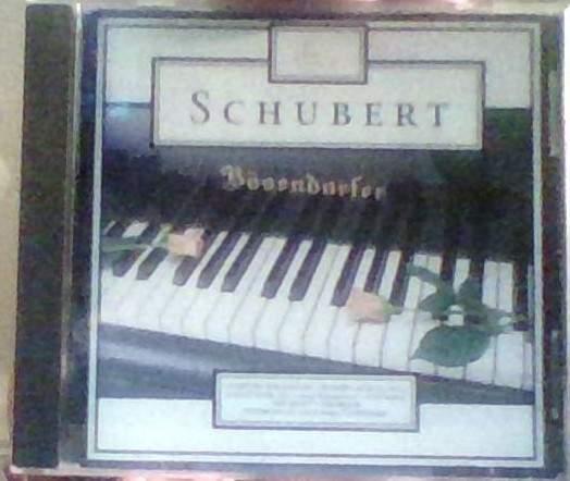 Schubert - Schubert - CD