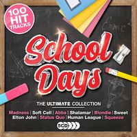 Various - School Days: The Ultimate Collection - 5CD