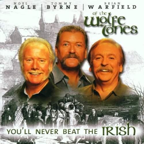 Wolfe Tones - You'll Never Beat The Irish - CD