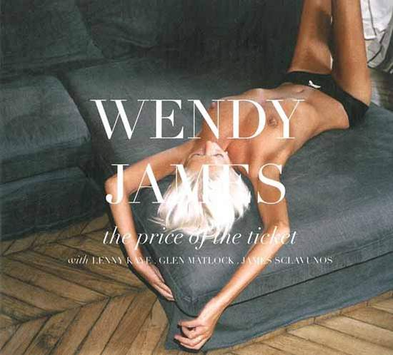 Wendy James - The Price Of The Ticket - CD