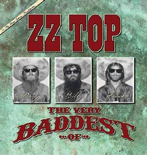 Zz Top - The Very Baddest Of ... - 2CD