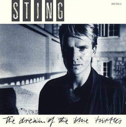 Sting - The Dream Of The Blue Turtles - CD