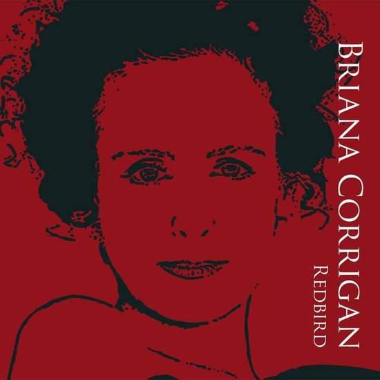 Briana Corrigan - Redbird - CD