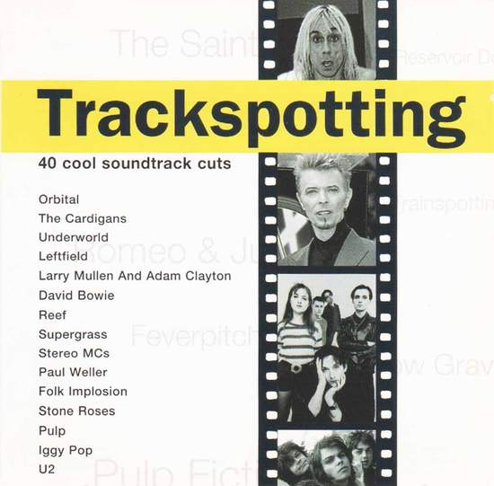 Various - Trackspotting - 2CD