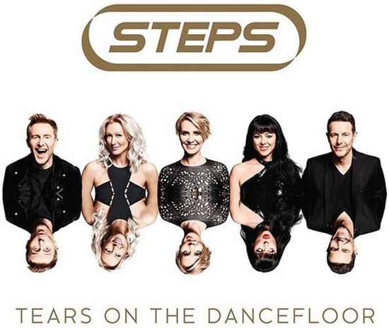 Steps - Tears On The Dancefloor - CD