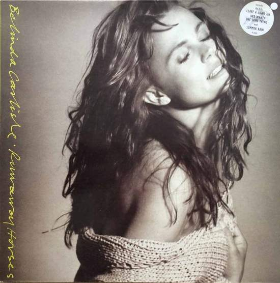 Belinda Carlisle - Runaway Horses - LP