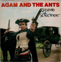 Adam & The Ants - Stand & Deliver! - 7""