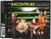Raconteurs - Steady, As She Goes / The Bane Rendition - CD Single