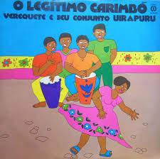 Verquete E Seu Conjunto Musical - O Legitimo Carimbo - LP