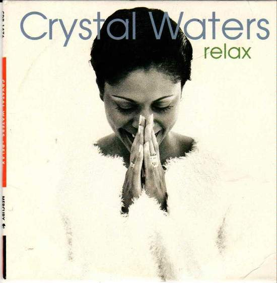Crystal Waters - Relax - CD Single