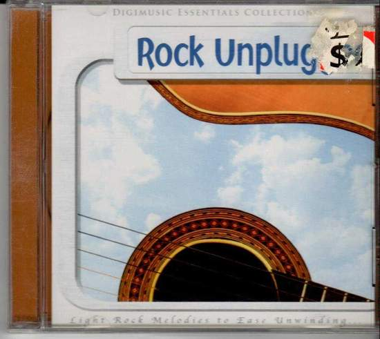 Rock Unplugged - Essential Collection - CD