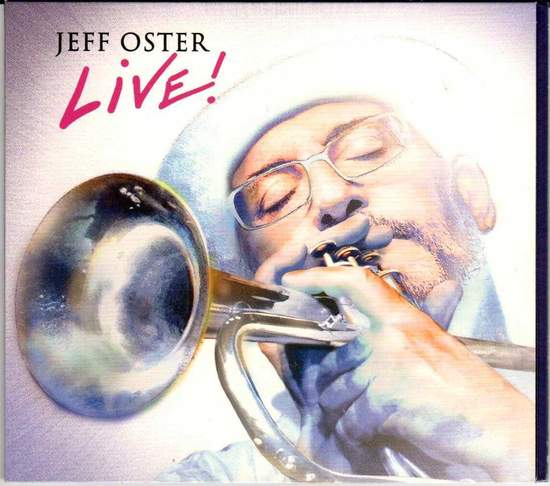 Jeff Oster - Live! - CD