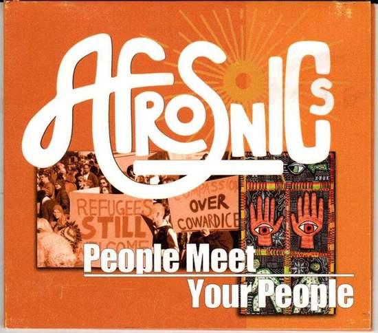 Afrosonics - People Meet Your People - CD