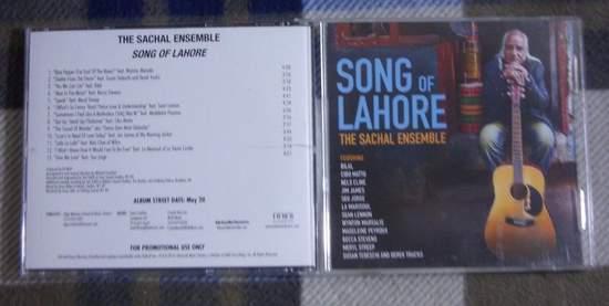 Sachal Ensemble - Song Of Lahore - CD