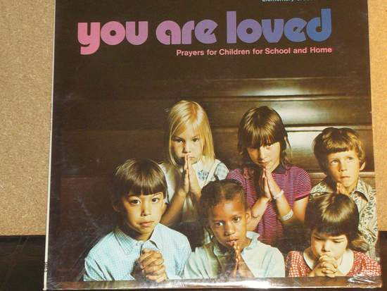 Father Bill Ayres - You Are Loved Prayers For Children - LP