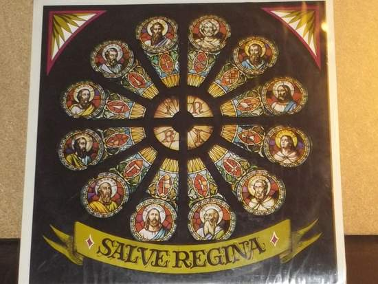 Holy Ghost Choir - Salve Regina - LP