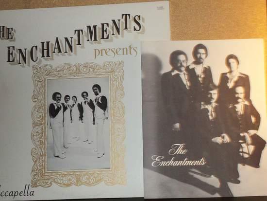 Enchantments - Accapella - LP