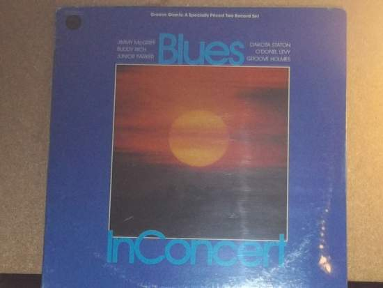 Various - Blues In Concert - 2LP