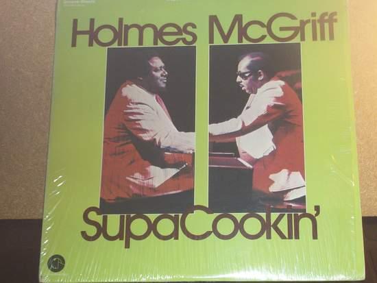 Holmes Mcgriff - Supa Cookin - 2LP