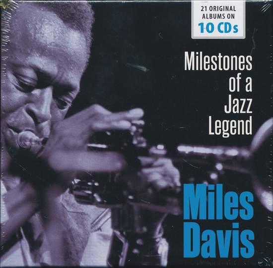 10 Original Albums Milestones Of A Jazz Legend