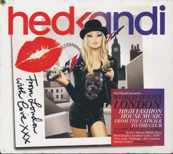 V/a - Hed Kandi World Series London - 3CD