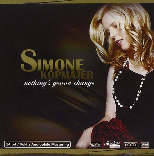 Simone Kopmajer - Nothing's Gonna Change (hdcd/24bit 96khz Mastering)