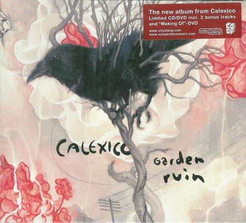 Calexico - Garden Ruin (cd,dvd,limited Edition) - CD DVD